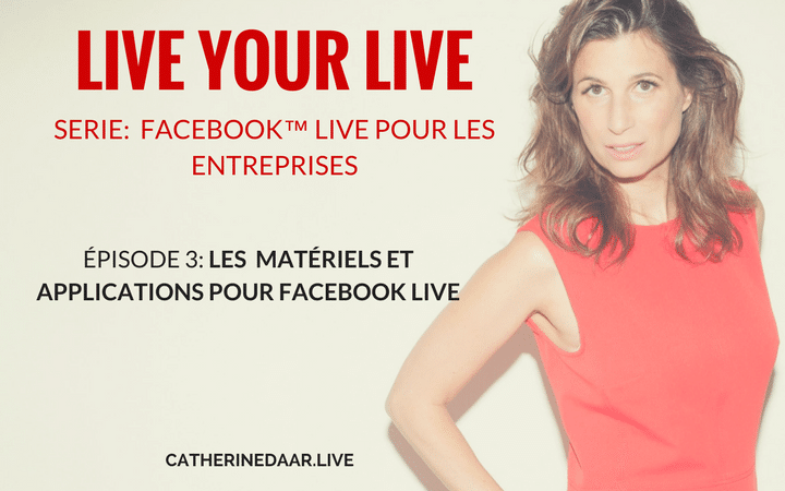 video en direct Facebook