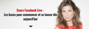 cours facebook live